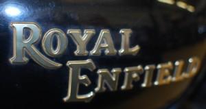 Royal Enfield at Classic Bike Esprit