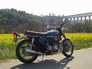 guided motorcycle tours , Classic Bike Esprit,